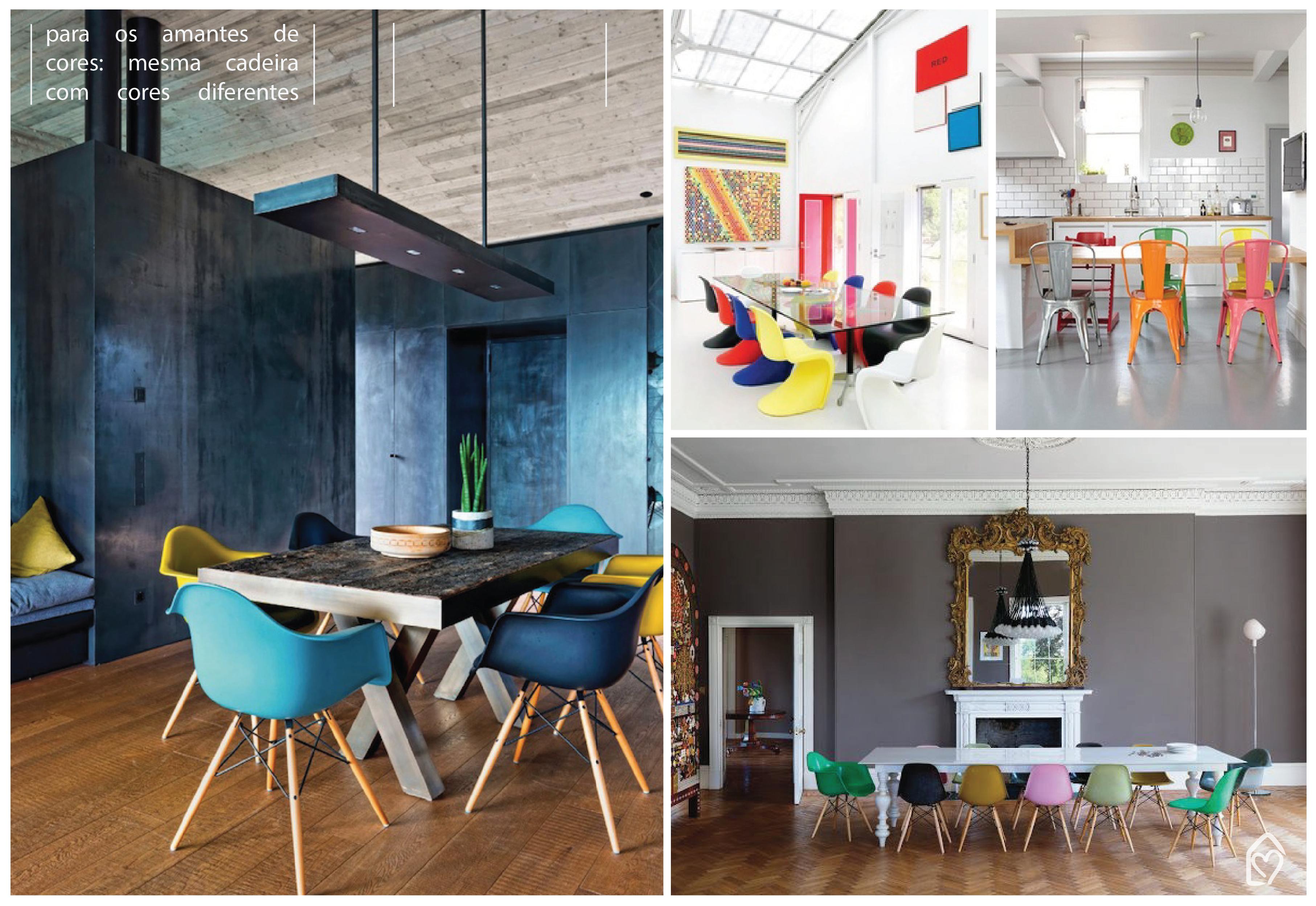 Sala Casa Das Amigas P Gina 3 -> Cadeiras Acrilico Azul Turquesa