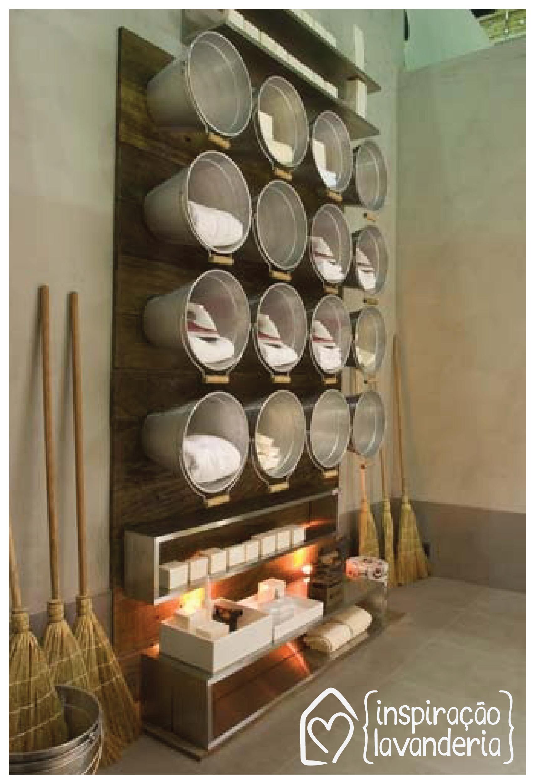 Casa das Amigas Inspiração lavanderia Casa das Amigas #A0582B 1709 2501