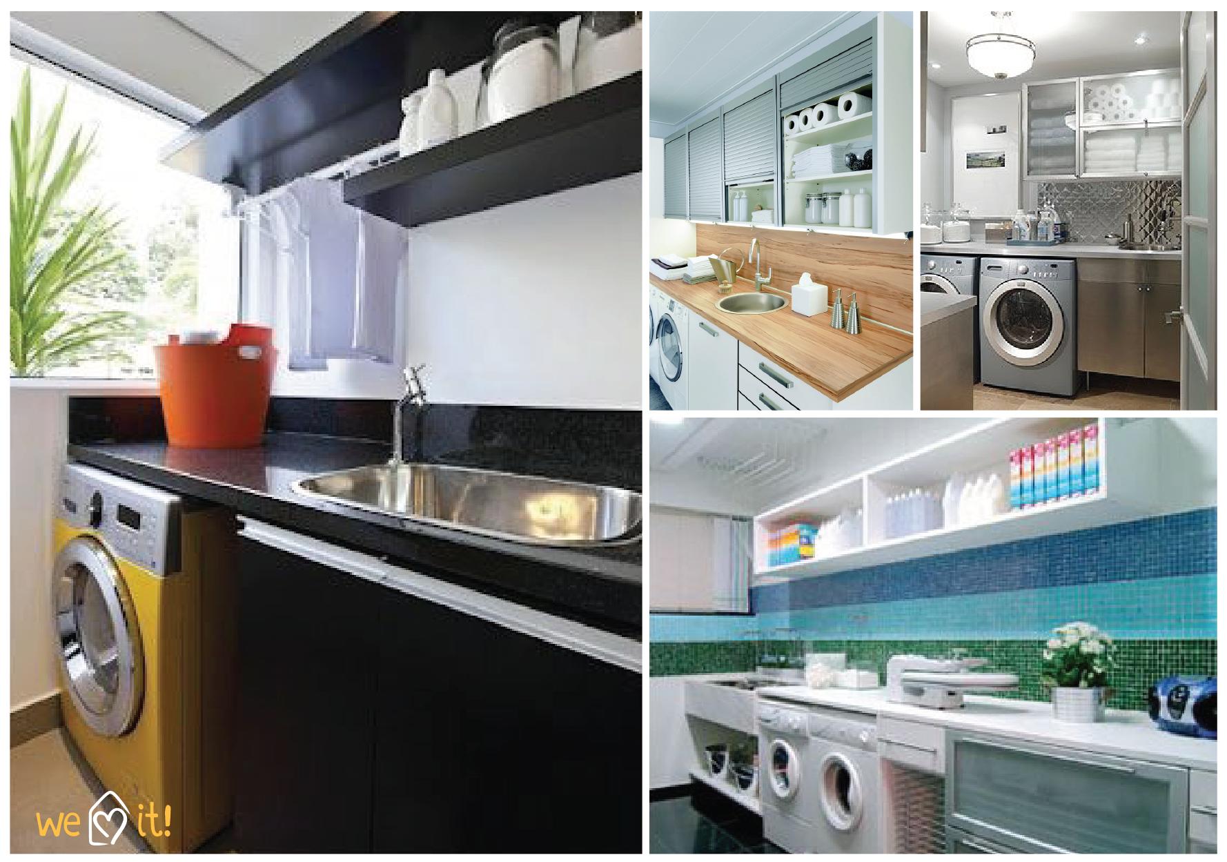 Casa das amigas inspira o lavanderia casa das amigas - Lavanderia in casa ...